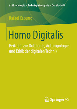 Capurro, Rafael - Homo Digitalis, ebook