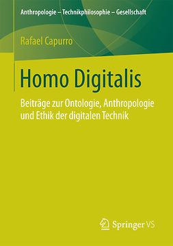 Capurro, Rafael - Homo Digitalis, ebook