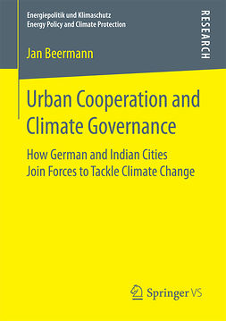 Beermann, Jan - Urban Cooperation and Climate Governance, e-kirja