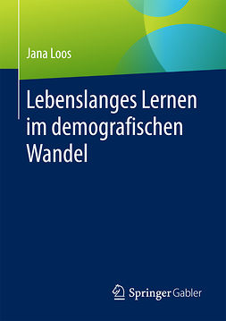Loos, Jana - Lebenslanges Lernen im demografischen Wandel, ebook