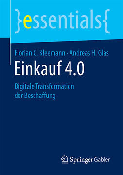 Glas, Andreas H. - Einkauf 4.0, ebook
