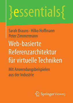 Brauns, Sarah - Web-basierte Referenzarchitektur für virtuelle Techniken, ebook