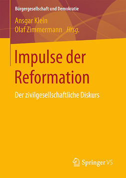Klein, Ansgar - Impulse der Reformation, ebook