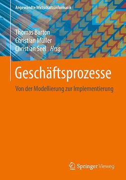 Barton, Thomas - Geschäftsprozesse, ebook