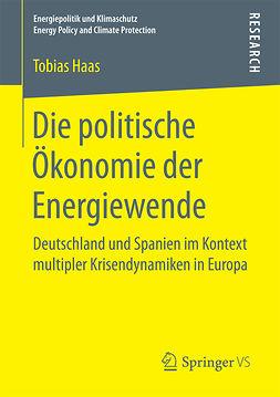 Haas, Tobias - Die politische Ökonomie der Energiewende, ebook