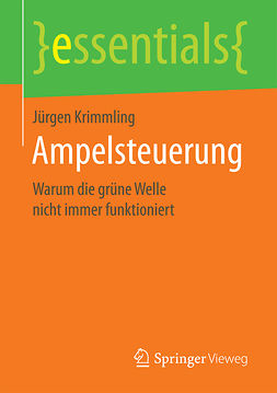 Krimmling, Jürgen - Ampelsteuerung, ebook