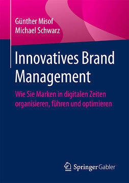 Misof, Günther - Innovatives Brand Management, e-bok