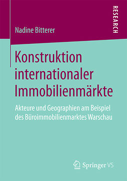 Bitterer, Nadine - Konstruktion internationaler Immobilienmärkte, ebook