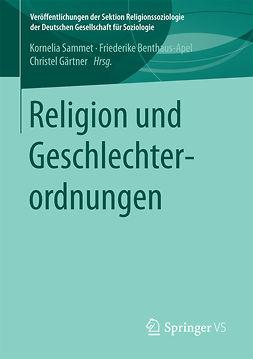 Benthaus-Apel, Friederike - Religion und Geschlechterordnungen, ebook