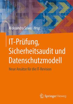 Sowa, Aleksandra - IT-Prüfung, Sicherheitsaudit und Datenschutzmodell, ebook