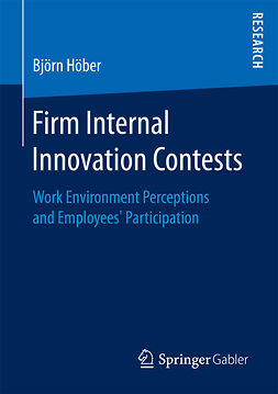 Höber, Björn - Firm Internal Innovation Contests, ebook