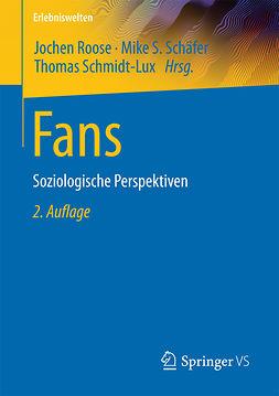 Roose, Jochen - Fans, ebook