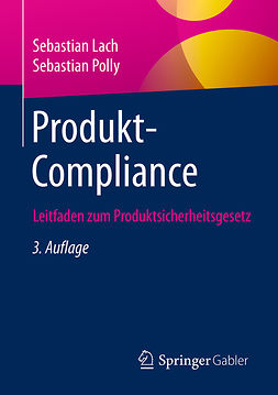 Lach, Sebastian - Produkt-Compliance, ebook
