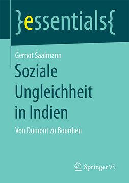 Saalmann, Gernot - Soziale Ungleichheit in Indien, ebook