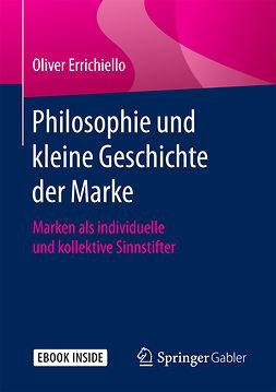 Errichiello, Oliver - Philosophie und kleine Geschichte der Marke, ebook