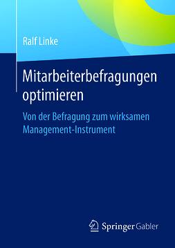 Linke, Ralf - Mitarbeiterbefragungen optimieren, e-bok