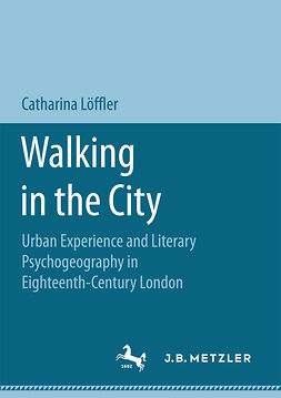 Löffler, Catharina - Walking in the City, ebook
