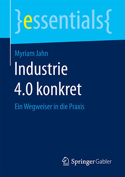 Jahn, Myriam - Industrie 4.0 konkret, ebook