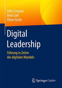 Creusen, Utho - Digital Leadership, ebook