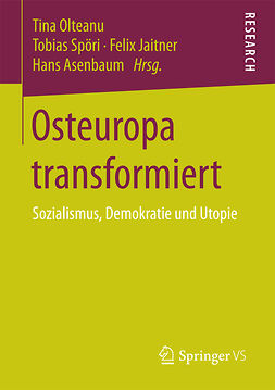 Asenbaum, Hans - Osteuropa transformiert, ebook
