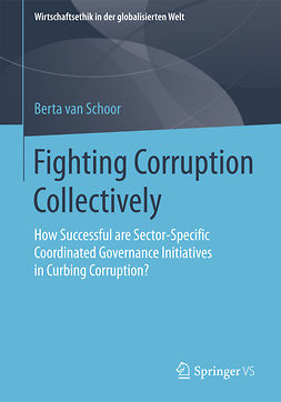 Schoor, Berta van - Fighting Corruption Collectively, ebook