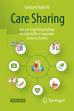 Habicht, Gerhard - Care Sharing, ebook