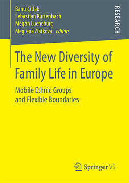 Kurtenbach, Sebastian - The New Diversity of Family Life in Europe, ebook