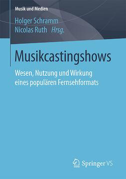 Ruth, Nicolas - Musikcastingshows, ebook