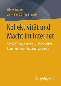 Dolata, Ulrich - Kollektivität und Macht im Internet, ebook