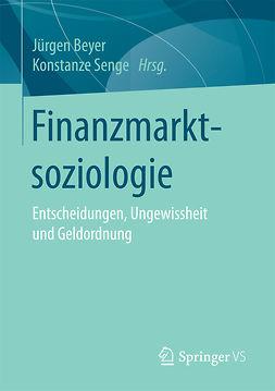 Beyer, Jürgen - Finanzmarktsoziologie, ebook