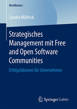 Müllrick, Sandra - Strategisches Management mit Free and Open Software Communities, ebook