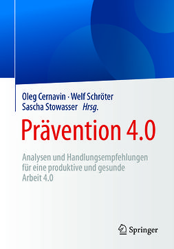Cernavin, Oleg - Prävention 4.0, ebook