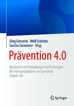 Cernavin, Oleg - Prävention 4.0, ebook