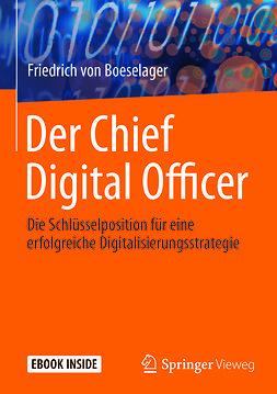 Boeselager, Friedrich von - Der Chief Digital Officer, ebook