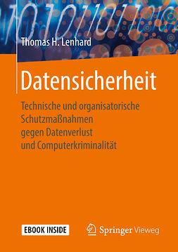 Lenhard, Thomas H. - Datensicherheit, ebook