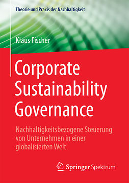 Fischer, Klaus - Corporate Sustainability Governance, ebook
