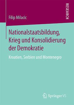 Milacic, Filip - Nationalstaatsbildung, Krieg und Konsolidierung der Demokratie, ebook