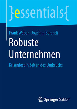 Berendt, Joachim - Robuste Unternehmen, ebook