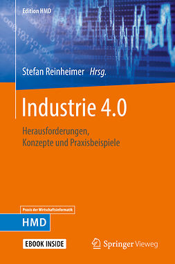 Reinheimer, Stefan - Industrie 4.0, e-kirja