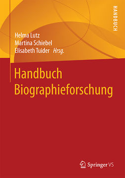 Lutz, Helma - Handbuch Biographieforschung, ebook