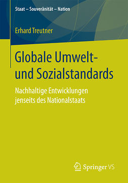 Treutner, Erhard - Globale Umwelt- und Sozialstandards, ebook