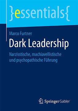 Furtner, Marco - Dark Leadership, ebook