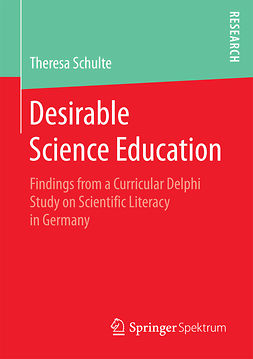 Schulte, Theresa - Desirable Science Education, ebook