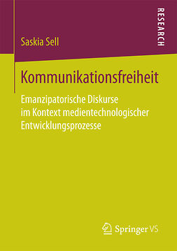 Sell, Saskia - Kommunikationsfreiheit, e-bok