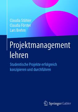 Brehm, Lars - Projektmanagement lehren, e-bok