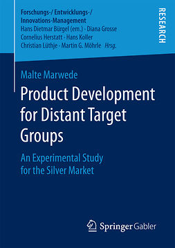 Marwede, Malte - Product Development for Distant Target Groups, e-kirja