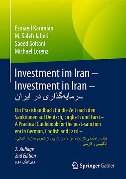 Jaberi, M. Saleh - Investment im Iran – Investment in Iran – سرمایه‌گذاری در ایران, ebook