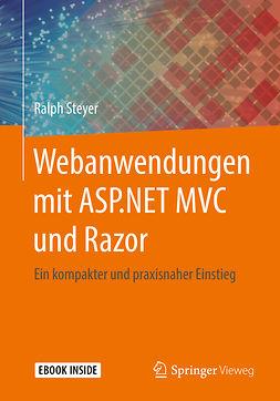 Steyer, Ralph - Webanwendungen mit ASP.NET MVC und Razor, ebook