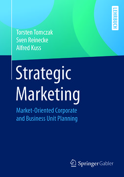 Kuss, Alfred - Strategic Marketing, ebook
