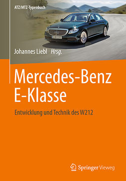 Liebl, Johannes - Mercedes-Benz E-Klasse, ebook